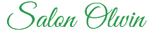 Logo salonu kosmetycznego Olwin w lublinie